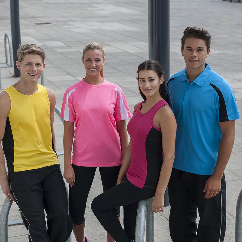 Sportswear types