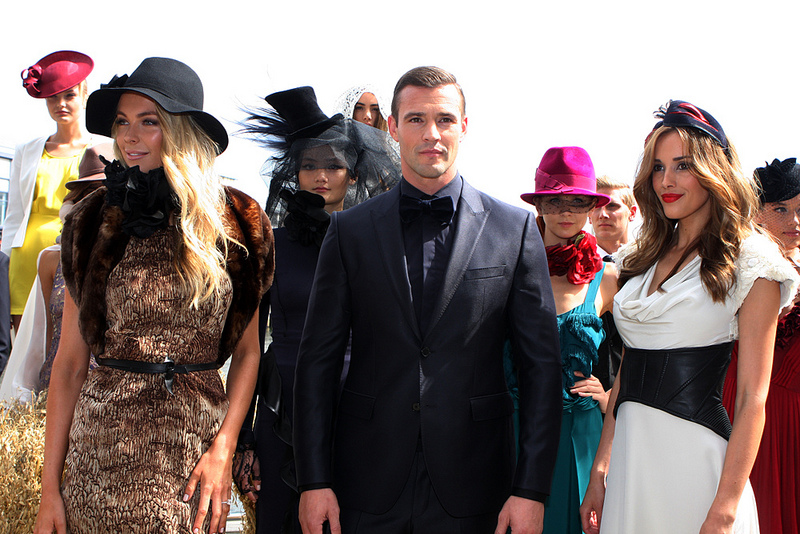 Horse Racing Event Fashion