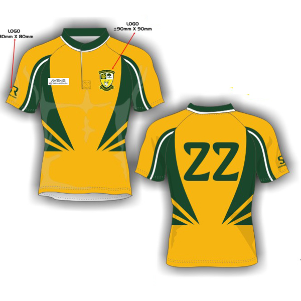 Rugby Jersey Clothes for the Stadium