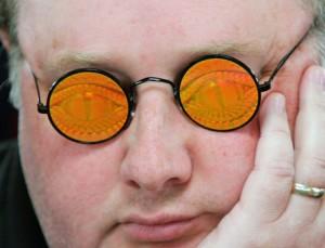 Eyewear in Poker Games