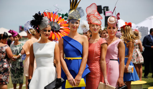 Fashion at Horse Races