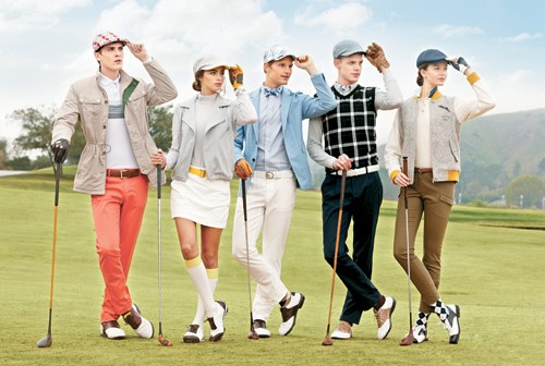 Stylish Golf Attire