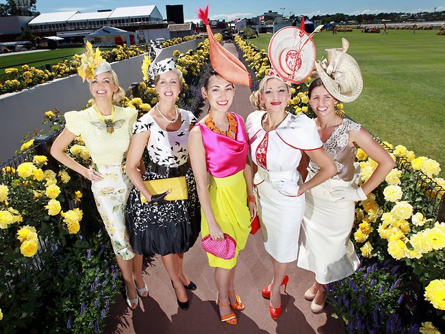 Over The Top Raceday Fashion Ideas - Ridiculous Raceday Hats