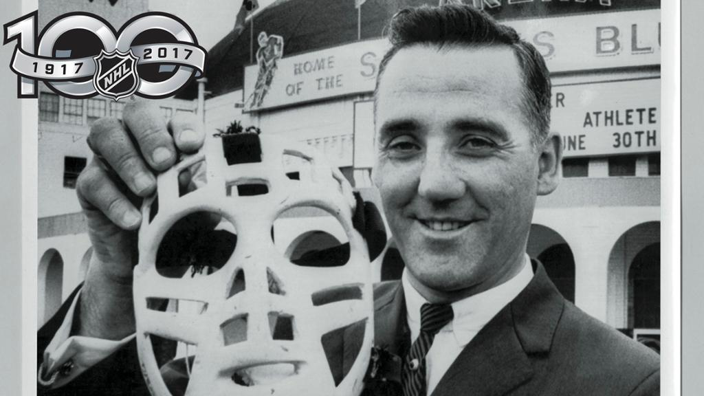 Jacques Plante: The History Of The Hockey Mask