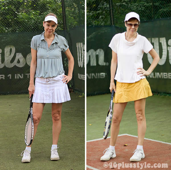 f37782fa7b History of Women's Tennis Attire - How Tennis Attire Has Evolved ...